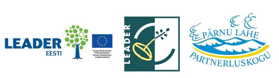 Uus Leader logo koos PLPK logoga